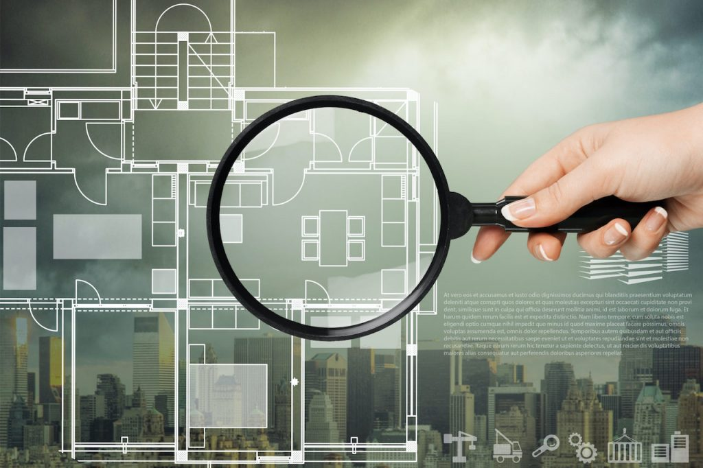 Процесс комплексной проверки коммерческой недвижимости